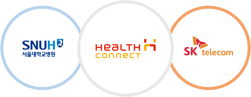 SNUH ソウル大学病院 - HEALTH CONNECT - SK telecom